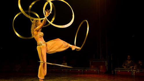 Entradas para el Il Circo Italiano 26 septiembre. En ZONA VIP