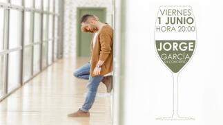 Maridaje de vino y música con Jorge García en concierto