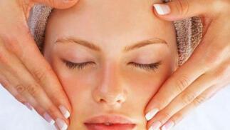 Tratamiento de higiene facial exprés con cosmética vegetal y aceites esenciales