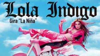 """Lola Índigo:  gira """"La Niña"""""""