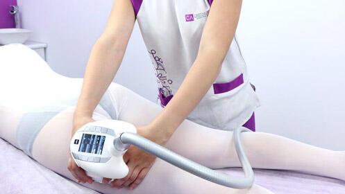 ¡Elimina la celulitis con LPG Modelage + Presoterapia!