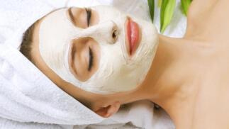Limpieza facial con masaje