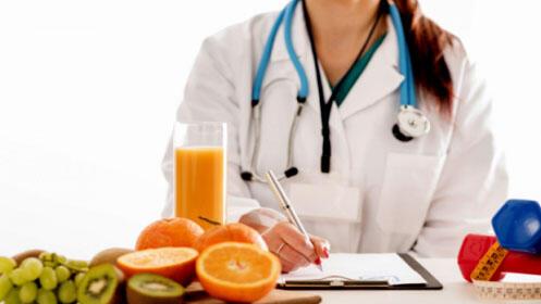 Curso online experto en nutrición y dietética
