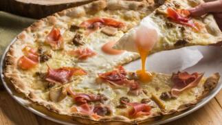 Disfruta de la auténtica pizza italiana