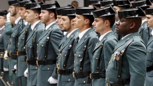 Oposición de Guardia Civil 2019