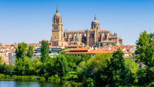 Escapada a Salamanca para dos