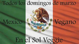 Disfruta de los domingos mexicanos en Sol Veggie