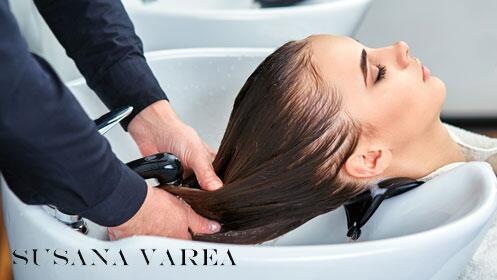 Cambia de look y presume de pelo perfecto en Susana Varea