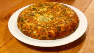 Descubre la tortilla ganadora de La Tavina por tan sólo 9€