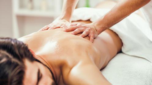 Masaje corporal relajante a elegir + presoterapia. 100% belleza y relax