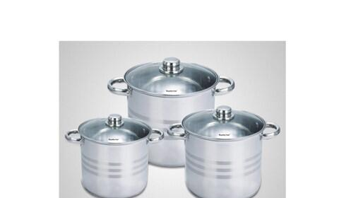 Batería de ollas de cocina Royalty Line SP-1