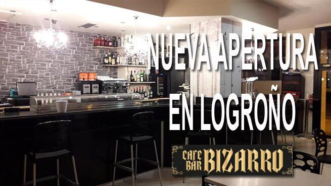 ¡Descubre el Café Bizarro! Menú con cachopo para 2 PERSONAS