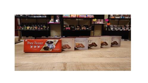 Pack de chocolates La Colonial. Especialidades y tradición.
