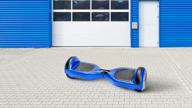 Patín eléctrico HoverBoard Basic TANGO