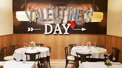 Menú de San Valentín en Restaurante Buenos Aires
