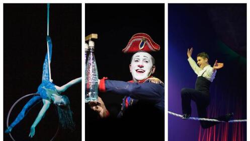 Il Circo Italiano 25 septiembre en Logroño. PRECIO ESPECIAL
