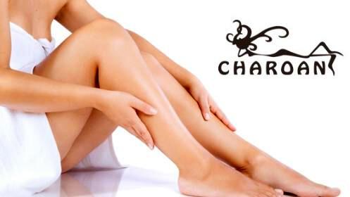 Elige tu sesión de depilación láser en Charoan