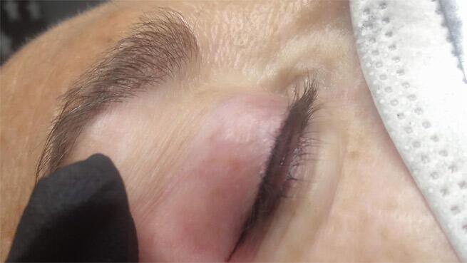 Micropigmentación de eyeliner, siempre perfecta. Presume de una mirada seductora y natural