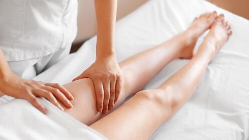 Masaje de espalda y/o piernas ¡reserva un momento de relax para ti!