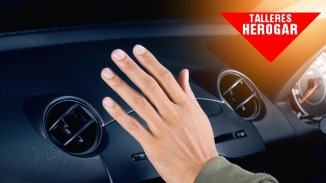 Ponga a punto el aire acondicionado de su coche