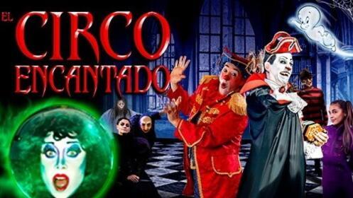 Circo Italiano en Logroño: 23 de abril al 9 de mayo ¡Una aventura terroríficamente divertida!