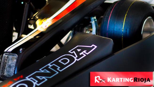 Compite con tus amigos sobre ruedas. tanda de karting + refresco