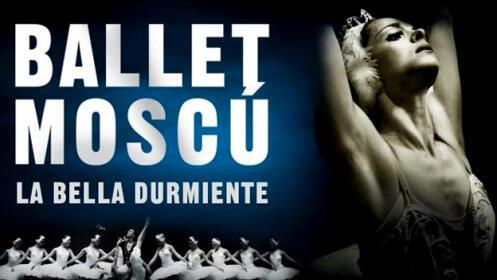 Nuevas entradas para el Ballet de Moscú 'La bella durmiente' en Riojaforum