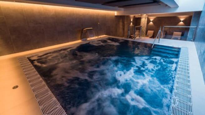 Spa + masaje en Hotel Catalonia de Bilbao