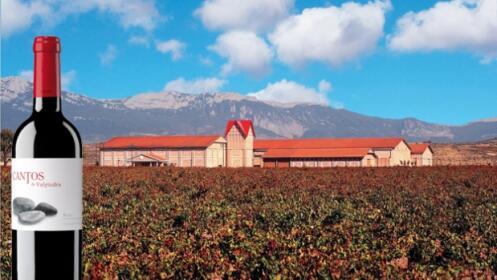 Visita Finca Valpiedra y llévate uno de sus vinos más emblematicos